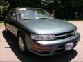 1999 Deep Evergreen Nissan Maxima GLE #17172024