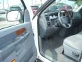 2006 Bright White Dodge Ram 1500 SLT Quad Cab 4x4  photo #9