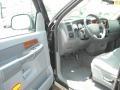 2006 Brilliant Black Crystal Pearl Dodge Ram 1500 SLT Quad Cab 4x4  photo #9