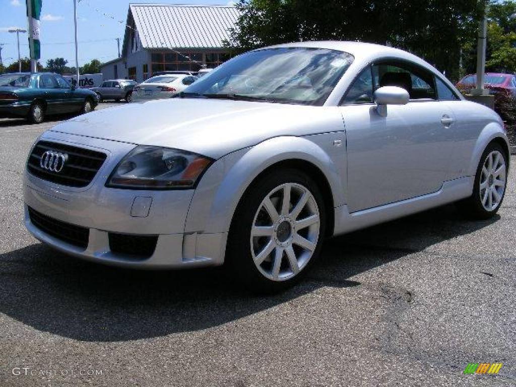 2005 light silver metallic audi tt 3 2 quattro coupe 17182889 photo 31 car. Black Bedroom Furniture Sets. Home Design Ideas