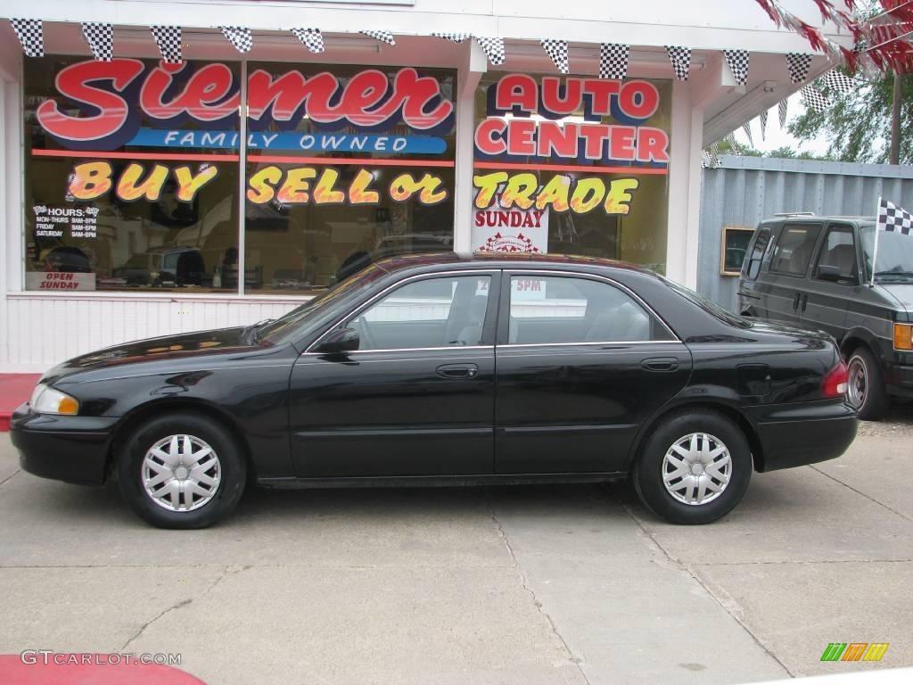 1999 black onyx mazda 626 lx 17194541 gtcarlot com car color galleries gtcarlot com