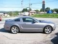 2007 Tungsten Grey Metallic Ford Mustang GT Premium Coupe  photo #8