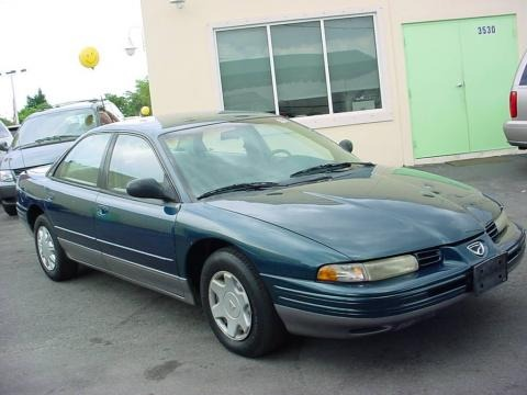 1994 Eagle Vision ESi Data, Info and Specs