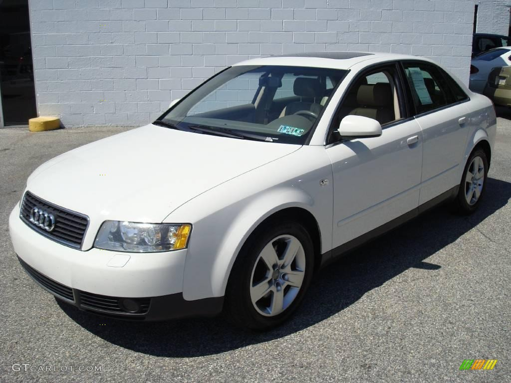 2003 polar white audi a4 3 0 quattro sedan 17262249 photo 5 car color galleries. Black Bedroom Furniture Sets. Home Design Ideas