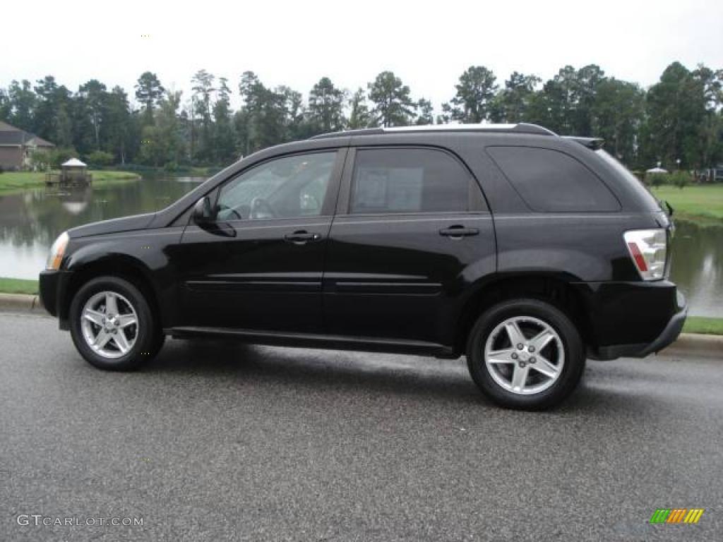 2005 Black Chevrolet Equinox Lt 17265212 Gtcarlot Com