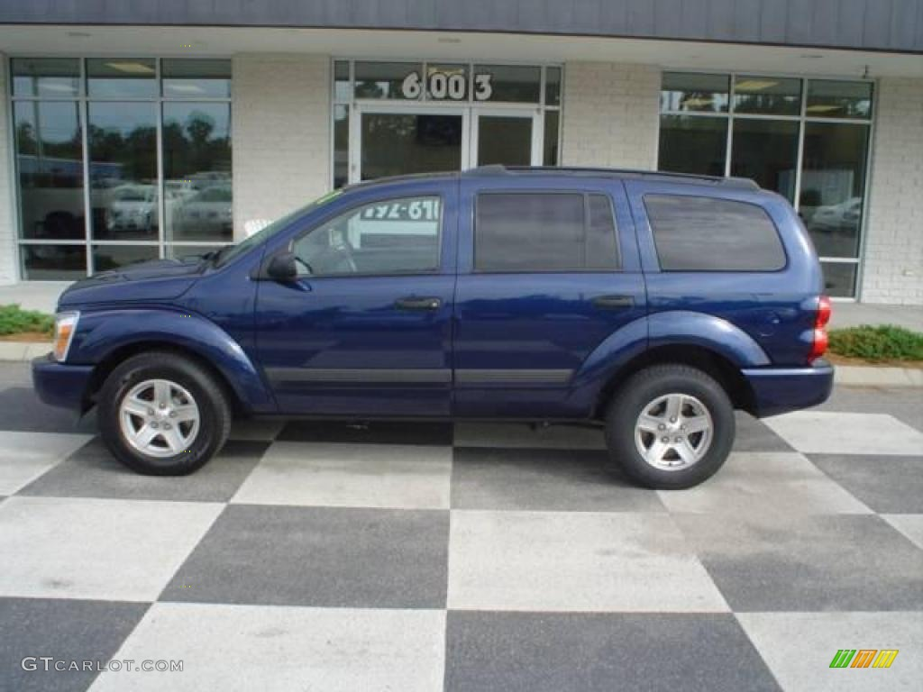 2006 Patriot Blue Pearl Dodge Durango Slt 17264922 Gtcarlot Com Car Color Galleries