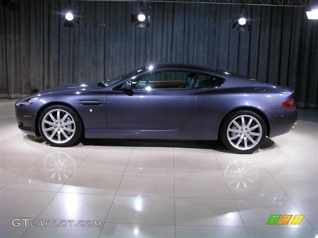 2006 Slate Blue Aston Martin DB9 Coupe #172187 Photo #19 ...