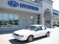 Bright White 1994 Oldsmobile Cutlass Ciera S