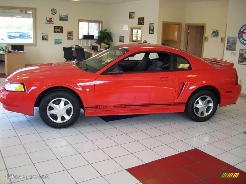2000 Ford Mustang V6 Horsepower Save Our Oceans Engine
