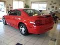 2000 Performance Red Ford Mustang V6 Coupe  photo #3
