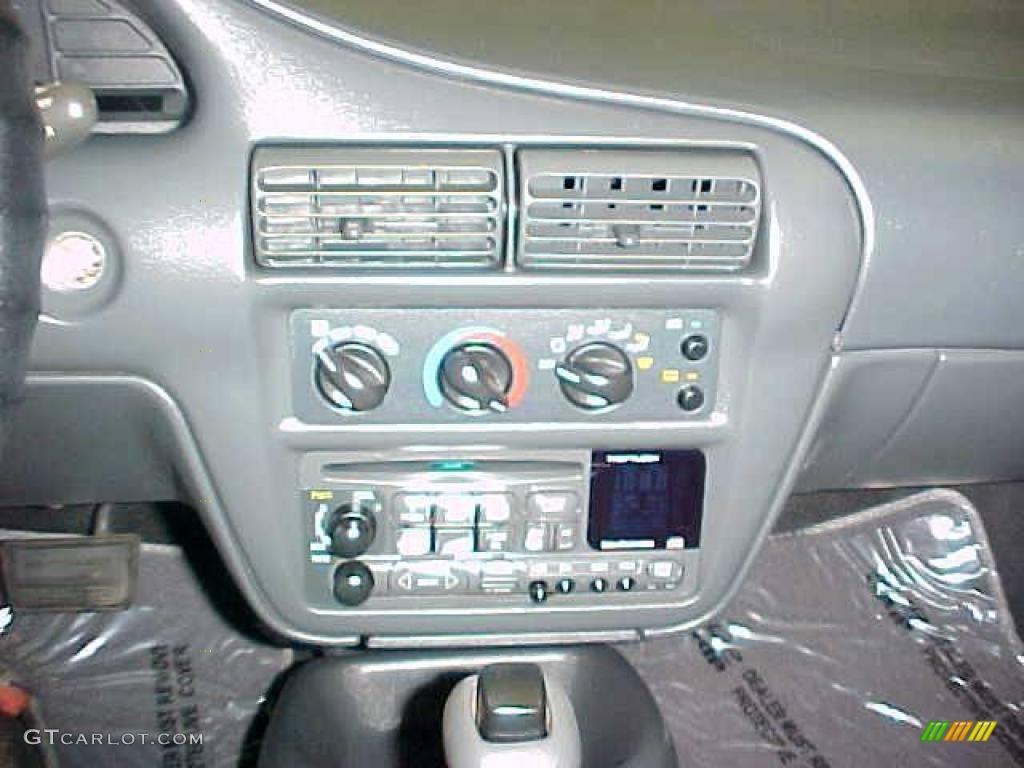 1999 Cavalier Coupe - Cayenne Red Metallic / Graphite photo #23