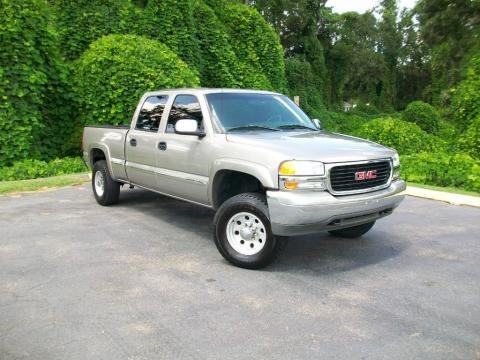 2002 gmc sierra 1500 hd sle crew cab data info and specs. Black Bedroom Furniture Sets. Home Design Ideas