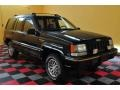 Black 1994 Jeep Grand Cherokee Limited 4x4