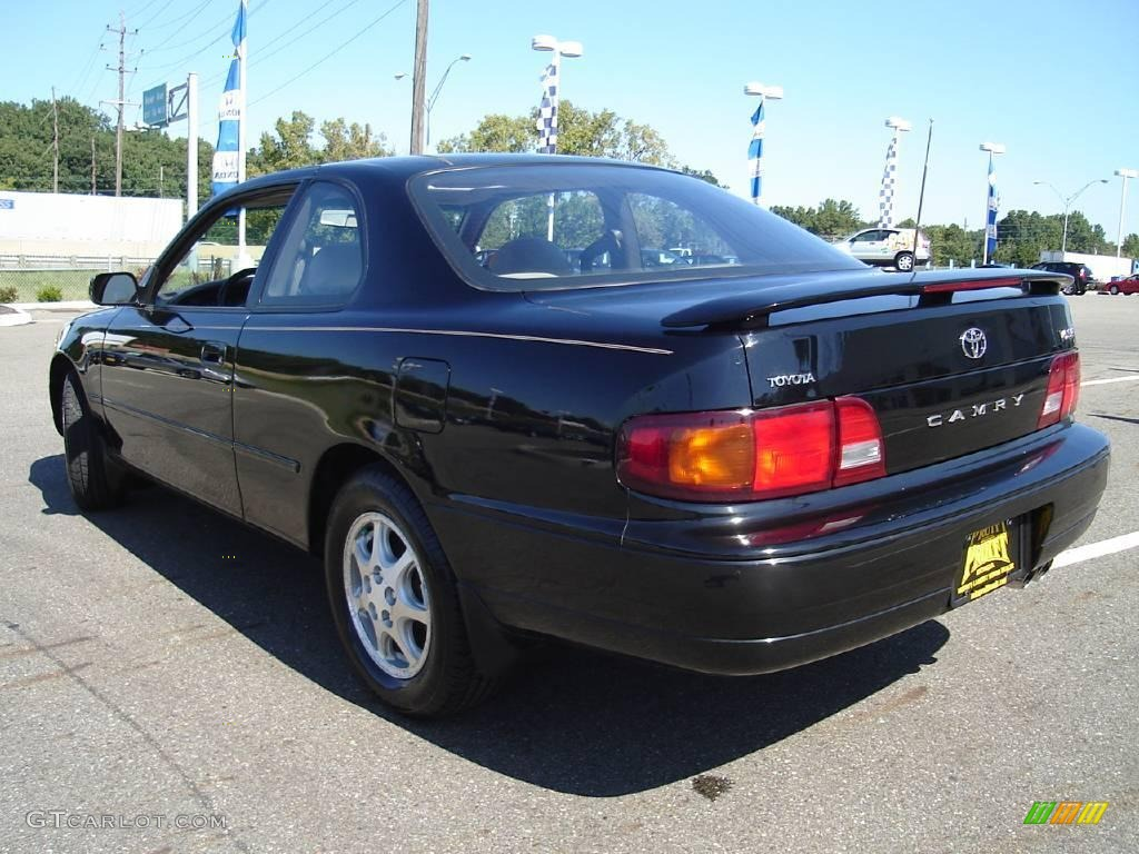 1996 black toyota camry se v6 coupe 17314731 photo 3 gtcarlot com car color galleries gtcarlot com