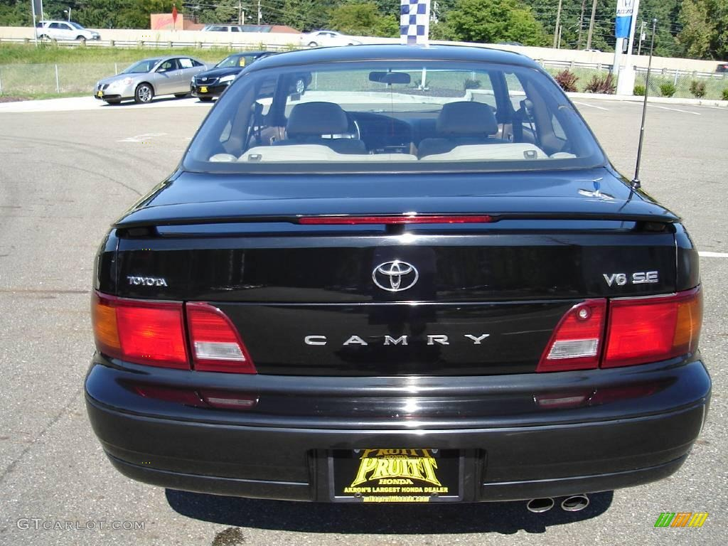 1996 black toyota camry se v6 coupe 17314731 photo 4 gtcarlot com car color galleries gtcarlot com