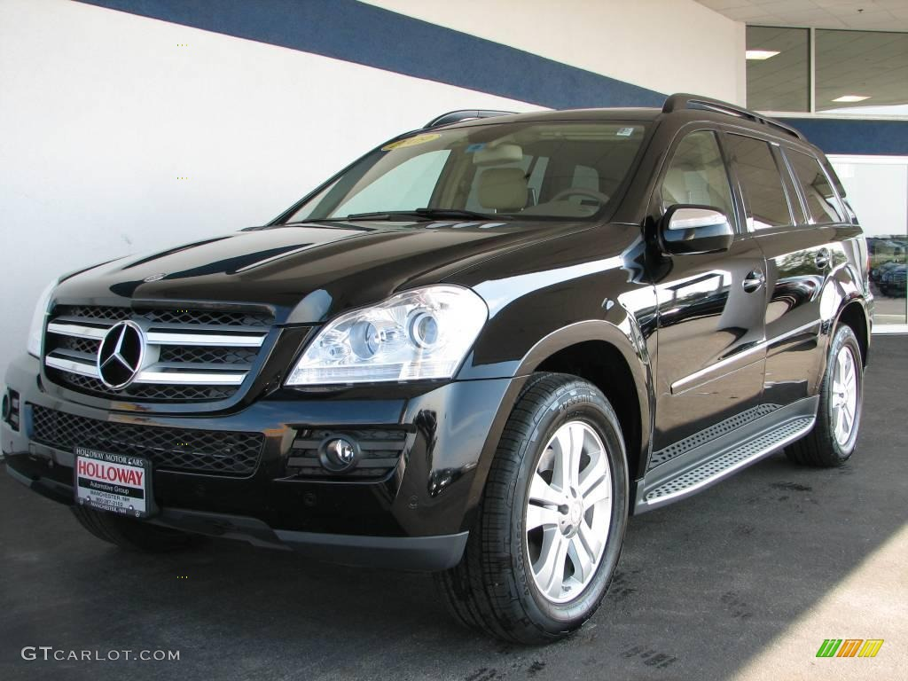 2009 black mercedes benz gl 450 4matic 17326637 car color galleries. Black Bedroom Furniture Sets. Home Design Ideas