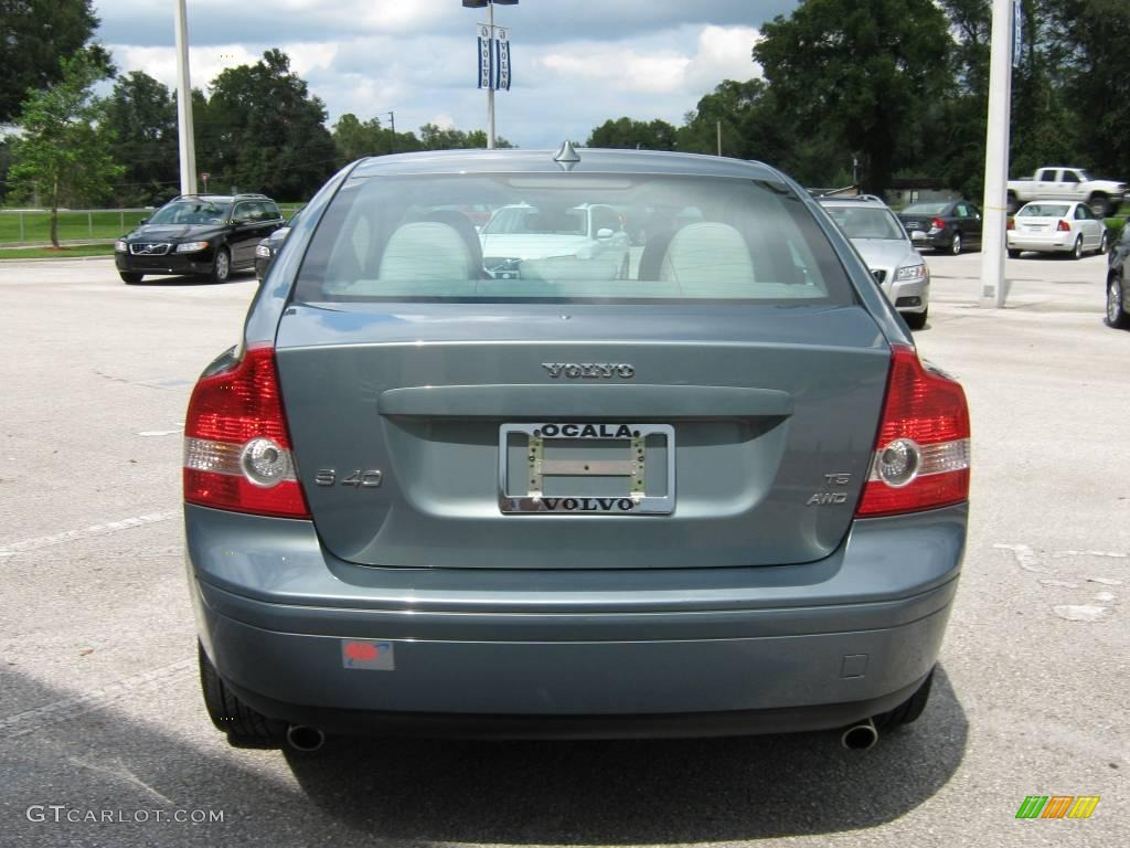 2005 mistral green metallic volvo s40 t5 awd 17402155 photo 4 car color galleries. Black Bedroom Furniture Sets. Home Design Ideas