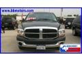2006 Black Dodge Ram 1500 ST Quad Cab  photo #2