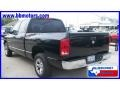 2006 Black Dodge Ram 1500 ST Quad Cab  photo #5
