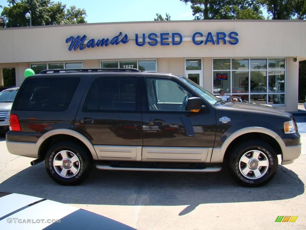 2006 dark stone metallic ford expedition king ranch. Black Bedroom Furniture Sets. Home Design Ideas