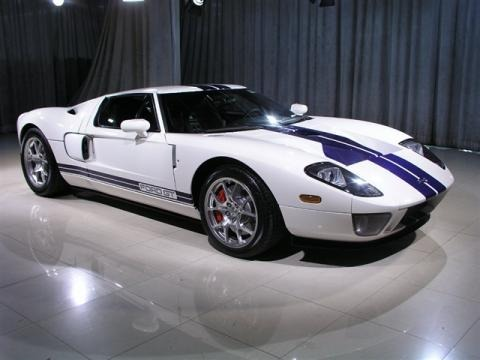 Ford Gt Data Info And Specs