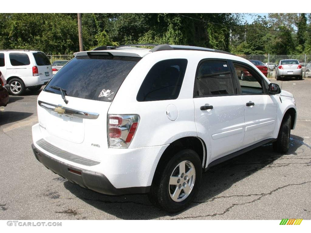 2005 summit white chevrolet equinox ls awd 17510144 photo. Black Bedroom Furniture Sets. Home Design Ideas