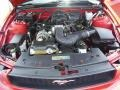 2007 Torch Red Ford Mustang V6 Deluxe Coupe  photo #13