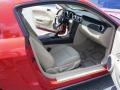 2007 Torch Red Ford Mustang V6 Deluxe Coupe  photo #32