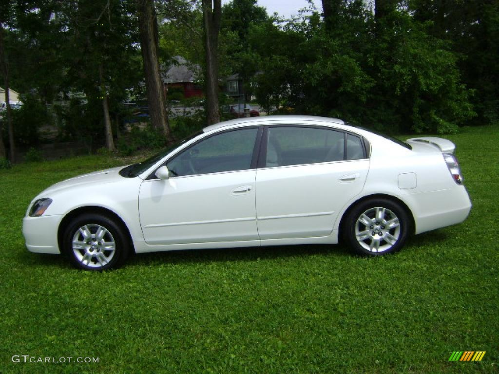Nissan altima 2006 white nissan altima 2006 white 2006 satin white pearl vanachro Gallery