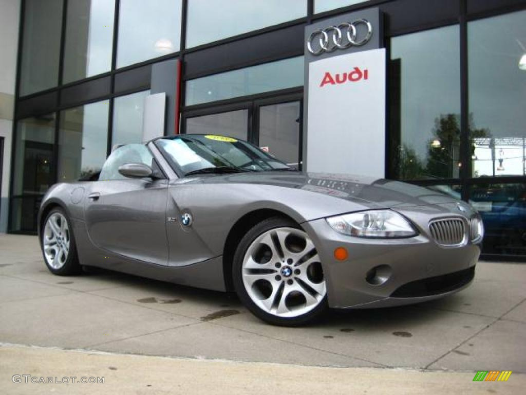 Sterling grey metallic bmw z4