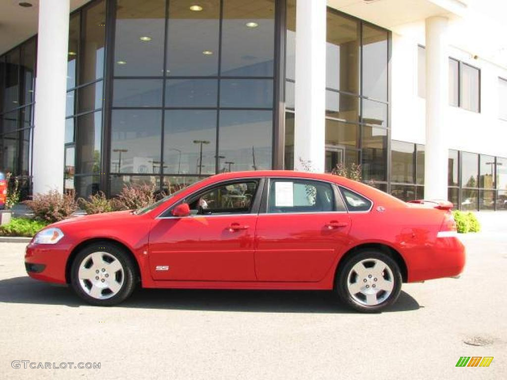 2009 victory red chevrolet impala ss 17635387 gtcarlot. Black Bedroom Furniture Sets. Home Design Ideas