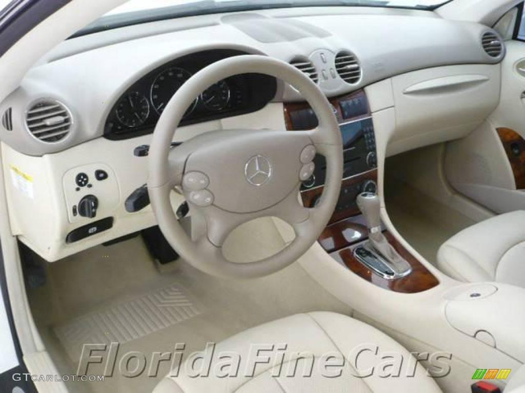 2005 Alabaster White Mercedes Benz Clk 500 Coupe 17625471 Photo 12 Car Color
