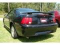 2001 Black Ford Mustang V6 Coupe  photo #4