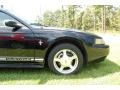 2001 Black Ford Mustang V6 Coupe  photo #6