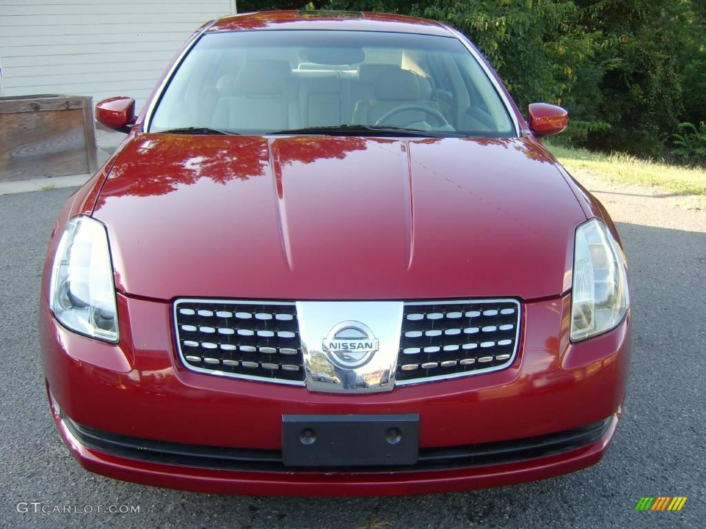 2004 red opulence nissan maxima 35 sl 17623378 photo 2 red opulence nissan maxima vanachro Gallery