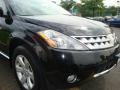 2006 Super Black Nissan Murano SL AWD  photo #24