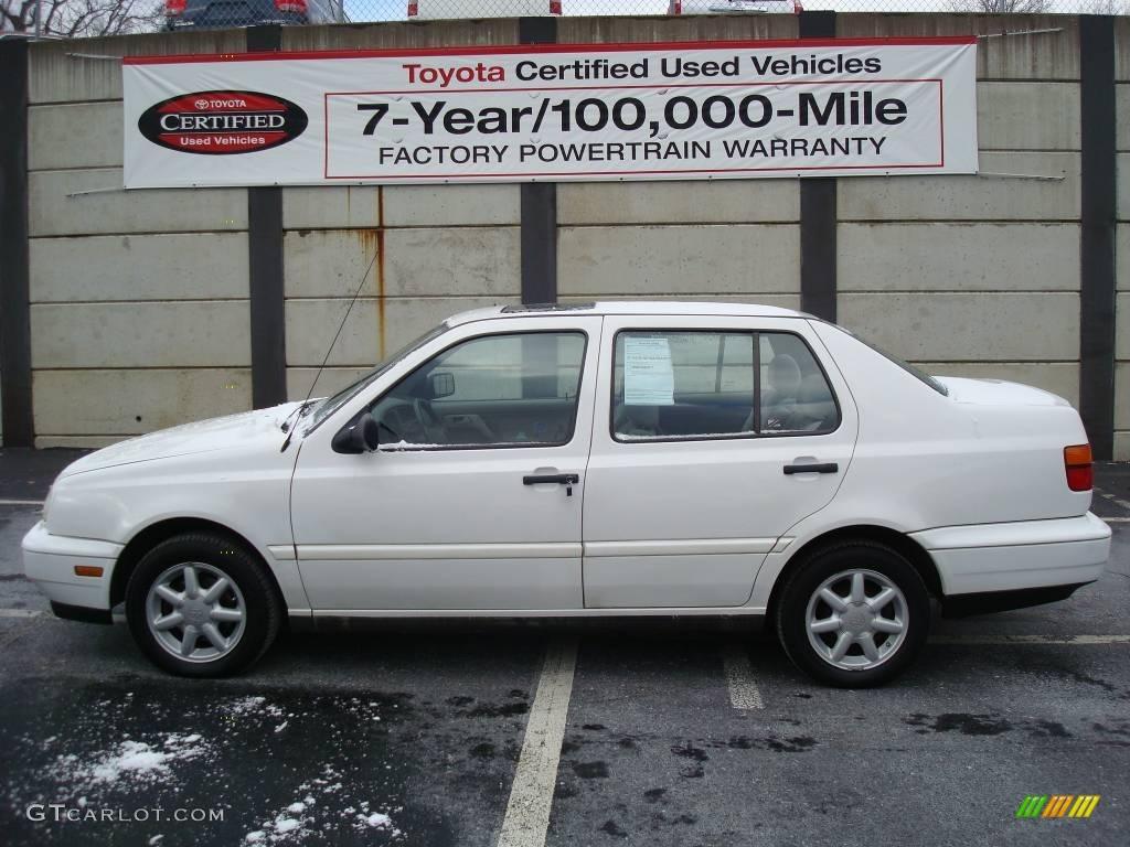 1997 cool white volkswagen jetta gls sedan 1772583 gtcarlot com car color galleries gtcarlot com