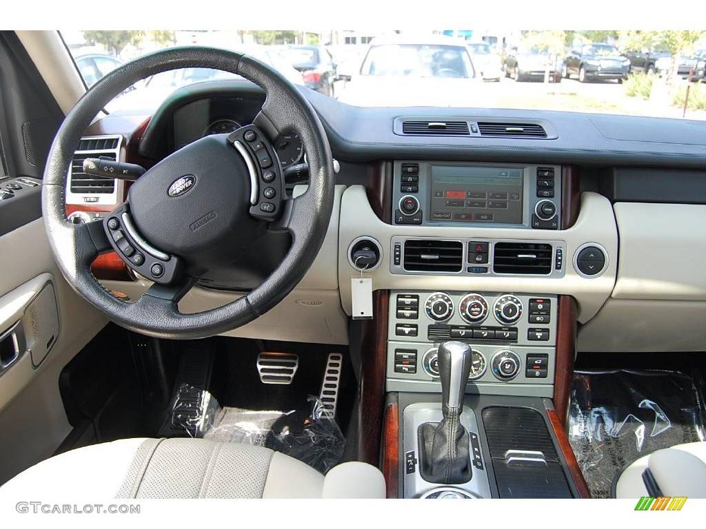 2007 Chawton White Land Rover Range Rover Supercharged 17699707 Photo 3 Car