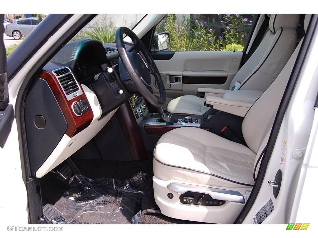2007 Chawton White Land Rover Range Rover Supercharged 17699707 Photo 6 Car