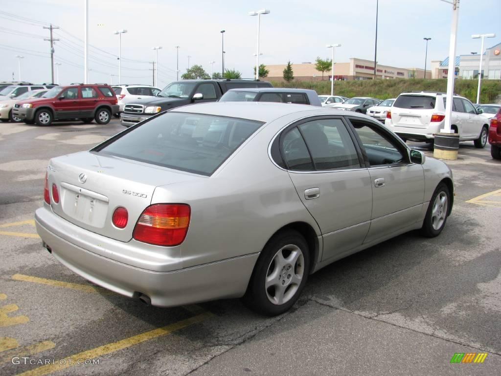 2000 Millenium Silver Metallic Lexus Gs 300 17737879