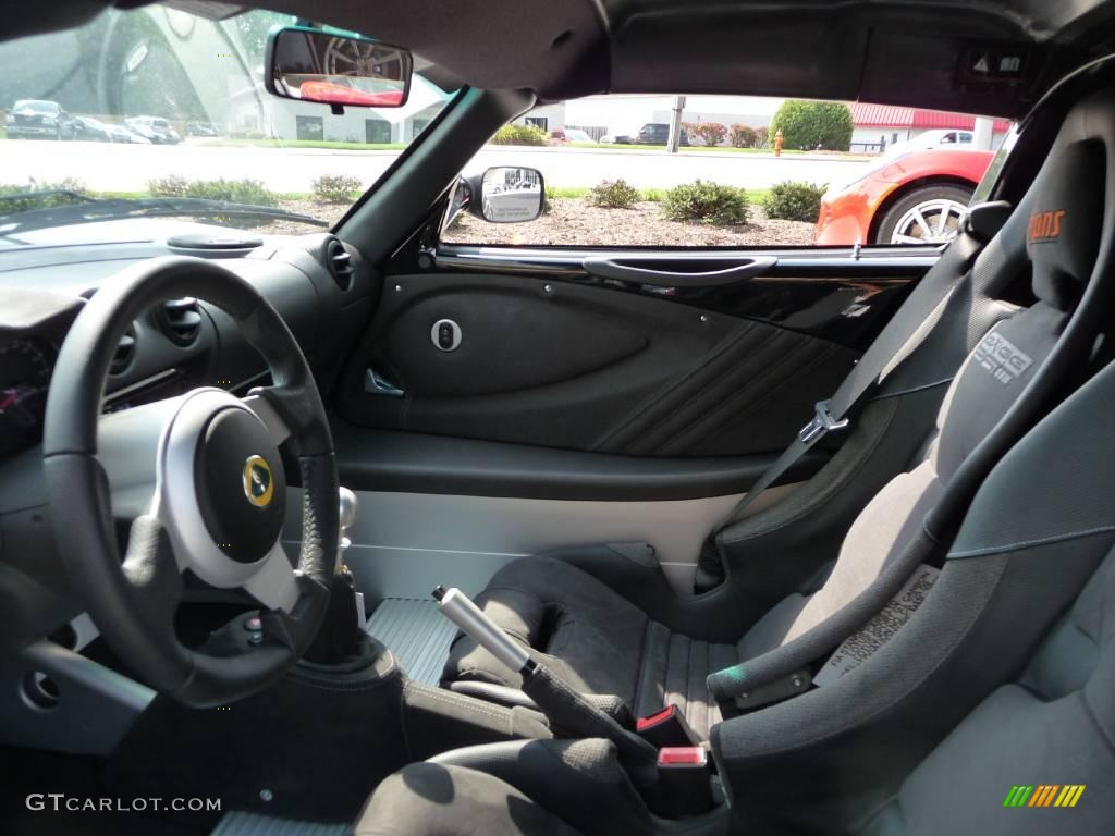 black interior 2009 lotus exige s 240 photo 17770210