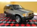 Spruce Green Metallic 1999 Mercury Mountaineer 4WD