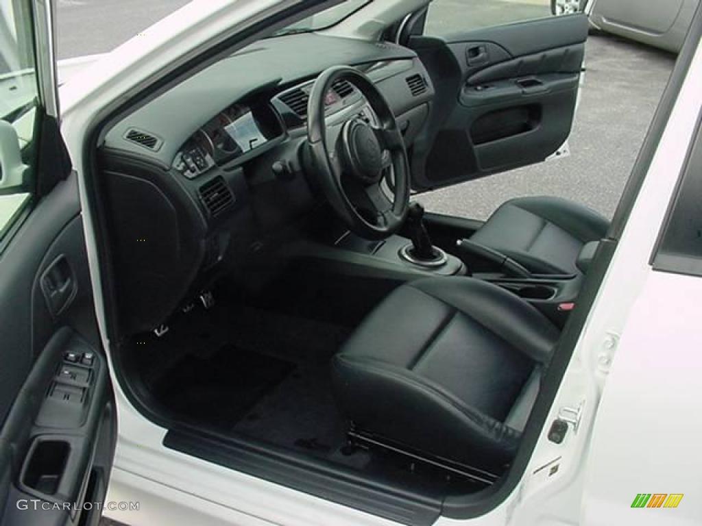 2006 Mitsubishi Lancer Evolution Ix Interior Photo 17775220