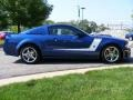 2007 Vista Blue Metallic Ford Mustang ROUSH 427R Supercharged Coupe  photo #6