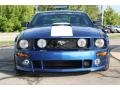 2007 Vista Blue Metallic Ford Mustang ROUSH 427R Supercharged Coupe  photo #8