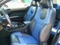 2007 Vista Blue Metallic Ford Mustang ROUSH 427R Supercharged Coupe  photo #9