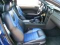 2007 Vista Blue Metallic Ford Mustang ROUSH 427R Supercharged Coupe  photo #14