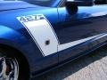 2007 Vista Blue Metallic Ford Mustang ROUSH 427R Supercharged Coupe  photo #35