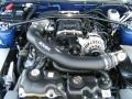 2007 Vista Blue Metallic Ford Mustang ROUSH 427R Supercharged Coupe  photo #45