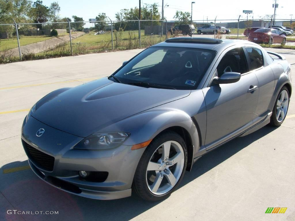 2004 titanium gray metallic mazda rx 8 1753218 car color galleries. Black Bedroom Furniture Sets. Home Design Ideas
